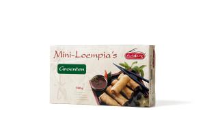 MiniLoempia-groente