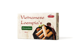 VietnameseLoempia-groente